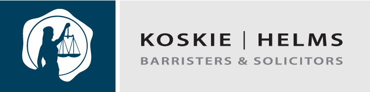 Koskie | Helms, Barristers & Solicitors